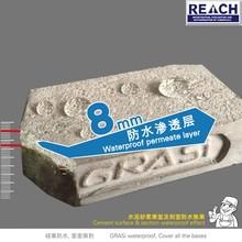 good organic silicon nano waterproof anti-corrosion for mortar substrate