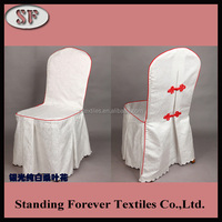 2015 wedding new style polyester butterfly banquet chair cover