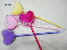 promotional heart gift ball pen