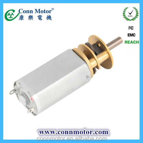 Top level competitive synchronous clock motor