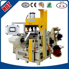 Prompt delivery high quality three phrase Oil Immersed Transformer foil winding machine