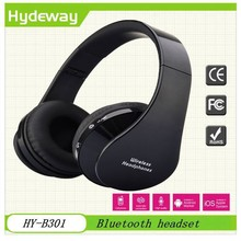 China manufacture OEM phone accessories bluetooth headset cheap HY-B301
