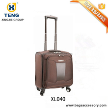 Travel Hotel Luggage Cart Trolley ABS/PC Bags Promotion