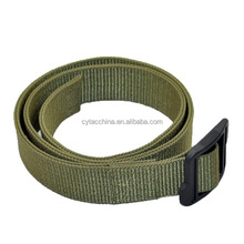 nylon leather tactical duty belt for police equipment