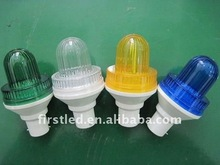 FSTCN Multicolor Changing Led Flashing Light , High-End Xenon Strobe Lights