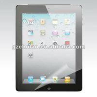 Wearproof anti glare matt screen protector for iPad 3