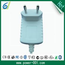 China supplier hot sale 12v 5w LED strip ac dc power adapter