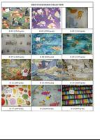 Wholesale Stock kids design Cotton print fabric