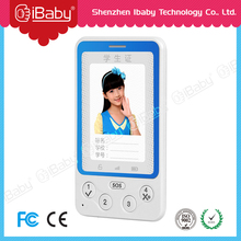 GPS Cell Phone For Kids Support 4 Family Number SOS Button Voice Function