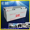 12v 65ah de la batería de plomo ácido de la batería