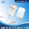 China supplier white and blck color 5V DC 1A switching power supply