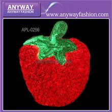 parche patrón de la manzana aplique lentejuela bordado