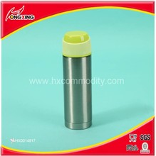 Stainless steel thermos hot water bottle for outing
