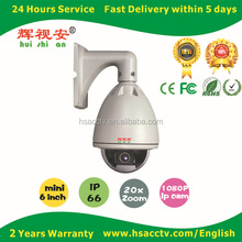 quality first1080P 20X optical zoom 3g sim card ip camera