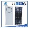 High efficiency and durable flexible solar panel 130w