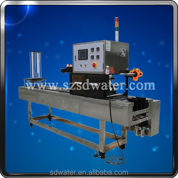 mineral water cup filling machine