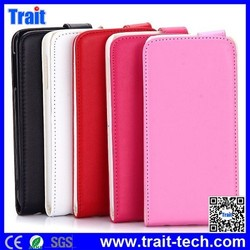 PU Leather Flip Case for Samsung Galaxy S6 G9200 , Pink/Rose/Black/While/Red, Full Body,Magnetic Buckle case