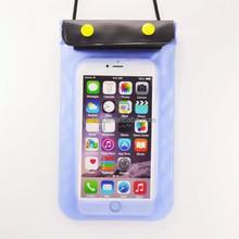 2015 PVC waterproof bag /mobile phone pvc waterproof pouch waterproof smartphone case