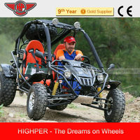 150CC 2 Seater Cheap Go Kart Dune Buggy with EEC EPA Certificate for sale