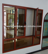 Popular design aluminum horizontal casement window