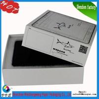 Competitive Price Factory Direct Sale Smart Watch Gift, Art Paper Smart Wear Watch Box, Art Paper Box