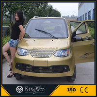 High Speed 4 Seat Electric Car For Adults