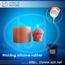 food grade silicone form for candles
