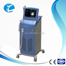 Diode laser hair removal machine big 6L water box 10BARS LFS-808 hair removal/remover/depilation