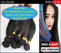 Mike&Mary hair products,wholesale 10 inch hair extension
