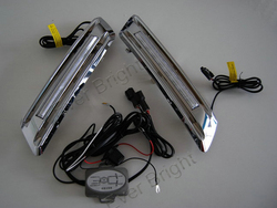 toyota parts,auto parts for toyota,toyota highlander led daytime running light