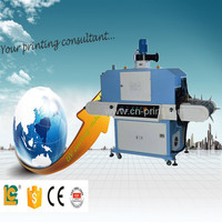 Flat and round UV Curing Machine with tunnel for uv ink drying oven LC-UV4000S2