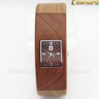 wrist circle wood watch, zebra watch