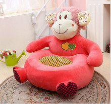 new style lamb plush baby sofa chair, Kid Toddler Sofa Chair , plush animal sofa chair