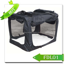 Foldable pet crate top sales pet bag for dogs