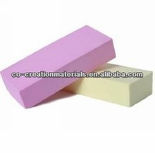 durable PVA cleaning sponge eraser colorful for car 020