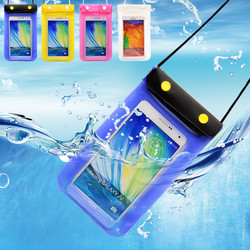 Waterproof Bag Pouch Case for Iphone 6 Plus Waterproof Pouch Bag