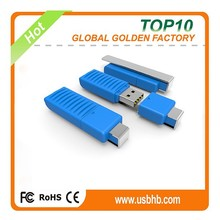 2015 China Manufacture hot saling new private mode luxury usb flash drive with CE FCC Rohs
