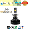 CNLIGHT factory IP65 perfect light pattern integrated hi lo h4 car led headlight