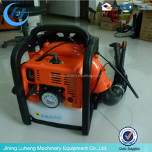 eb650 Backpack type road blower ,More convenient gasoline road blowers for cleaning road