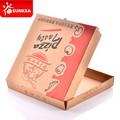 Caja pizza papel estraza para llevar