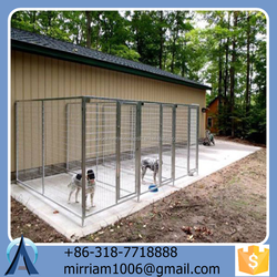 Baochuan New design and high quality Dog cage dog crate/dog run pet cage Anping Factory