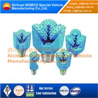 12 1/4IADC437 447 Six-Point Position Stabilization Motor Tri Cone TCI Drill Bit