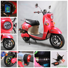 2015 hot design cheap vespa electric motorcycle model 800w for sale