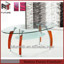 modern turkish glass coffee table with fair price