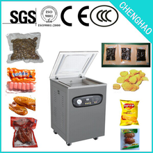 Food vacuum package machine Easy move and operate , CE Approved