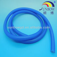 Extruded Silicone Rubber Strengthened Net Tubes/Pipes/Sleeves