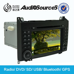 Audiosources Car PC DVD Player with Gps Bluetooth TV 3G USB TMC SD Radio Canbus MP3 DVD Game VCD CD FM AM RDS SWC Gps map MP4 Gp