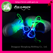 The Third Generation Flashing Led Shoelaces,Available in 5 color,LED Light Up Shoelaces Shoestring