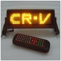p4 indoor full color led display screen led taxi display signs led text display car