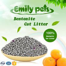 Natural Material Eco Bentonite Kitty Sand Fragrance